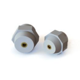 Digital rendering of Termate female/female low smoke standoff insulators